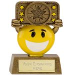 A1642 Smiley Face ANYEVENT Award